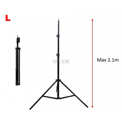 Tripod Monopod Selfie Spare Parts Accessories Phone / Microphone Holder / Ring Light / Shutter / Sound Card Tray